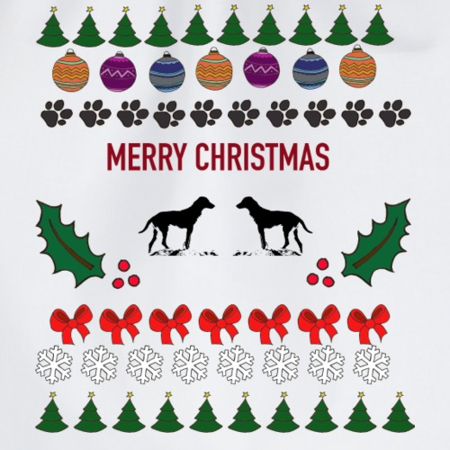 christmas stray - Turnbeutel