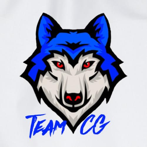 Nieuwe CG logo!!!! - Gymtas