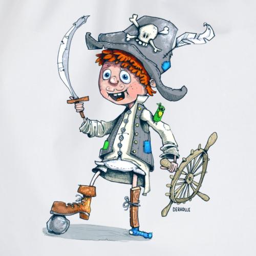 Piratenkind - Turnbeutel