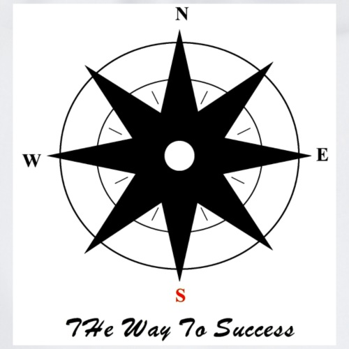 The way to success - Turnbeutel