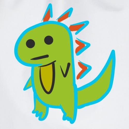 Cute Dino - Turnbeutel