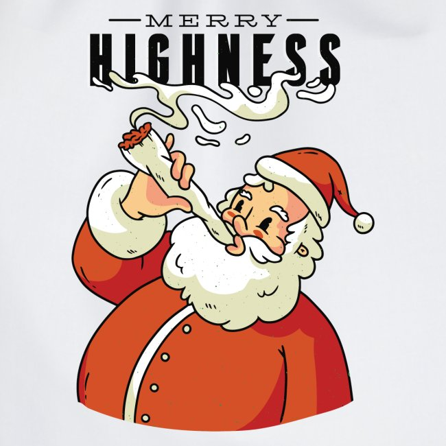 Merry Highness Weihnachtsmann Ugly Xmas