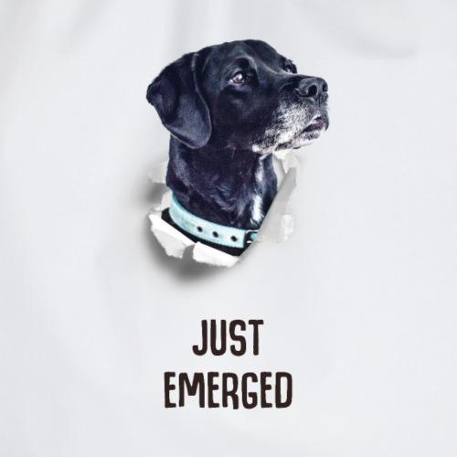 Just Emerged 3 - Drawstring Bag