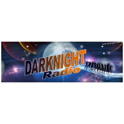 Darknightradio logo - Sacca sportiva