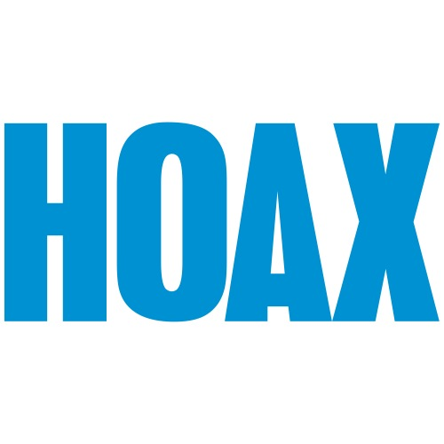 Hoax - Turnbeutel