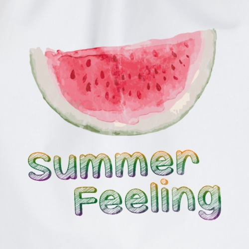 summer feeling - Turnbeutel