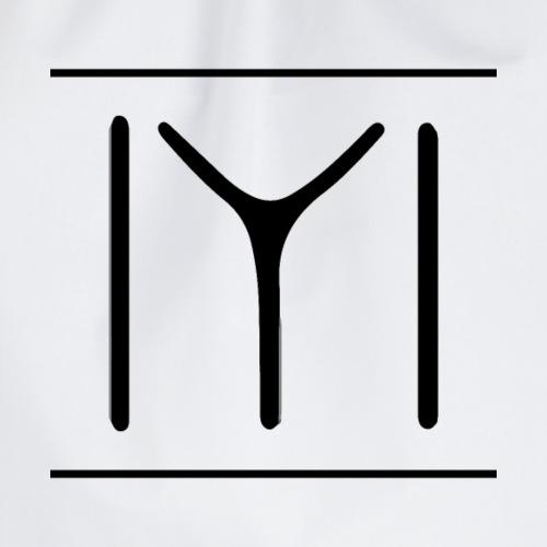 IYI T-Shirt, Kayi Boyu, Dirilis Ertugrul - Turnbeutel