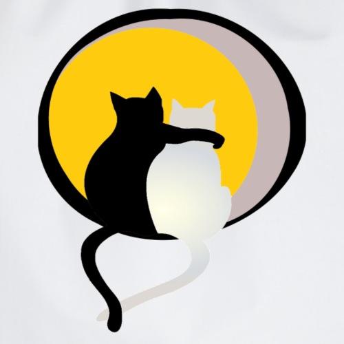 Nachtkatzen - Turnbeutel