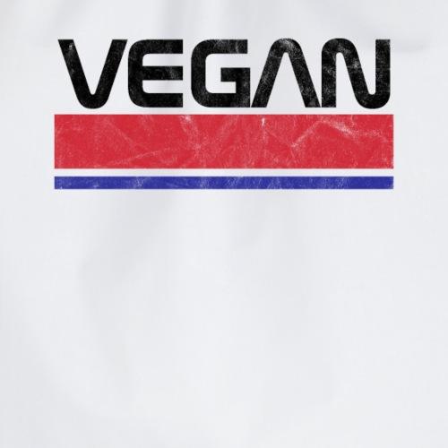 Vegan Logo NASA Classic T-Shirt Veganer T-Shirt - Turnbeutel