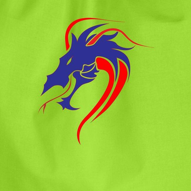 dragon en colère