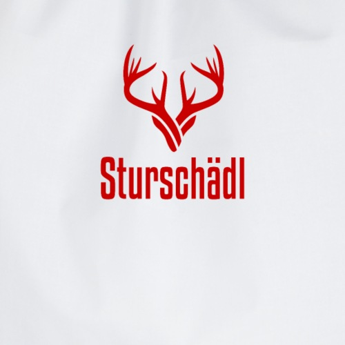 Sturschädl - Drawstring Bag