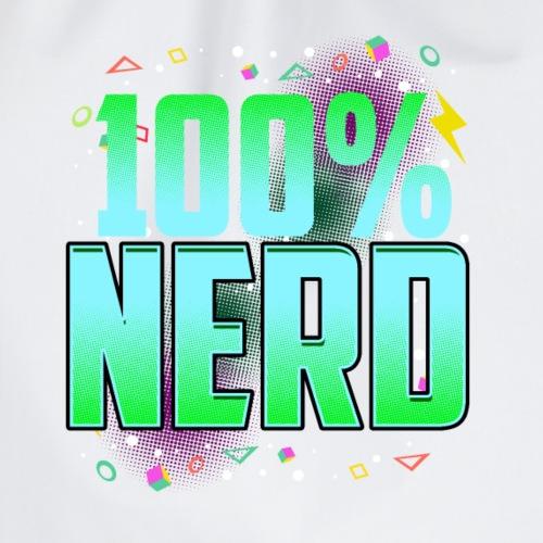 Proud nerd - Turnbeutel