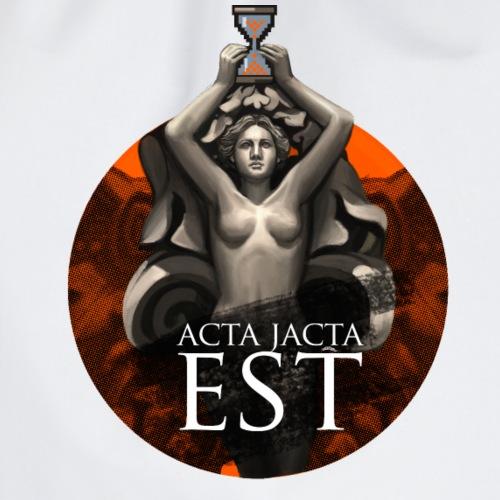 Acta Jacta Est - Mochila saco