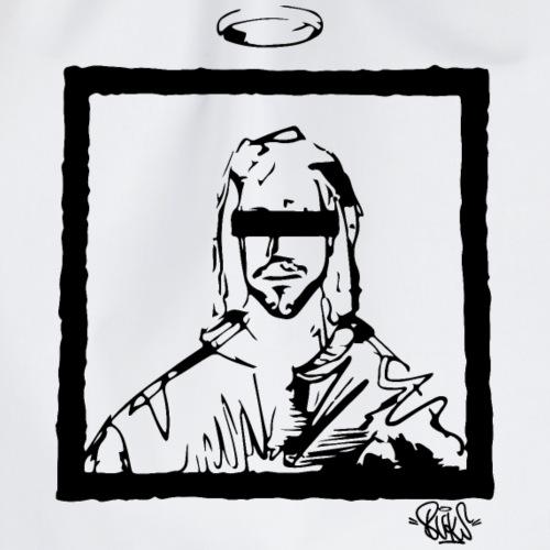 The Unknown: Jesus by buks.one - Turnbeutel