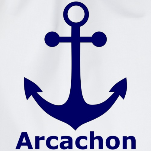 Arcachon Ancre - Drawstring Bag