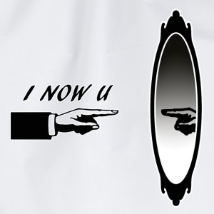 I_NOW_YOU - Drawstring Bag