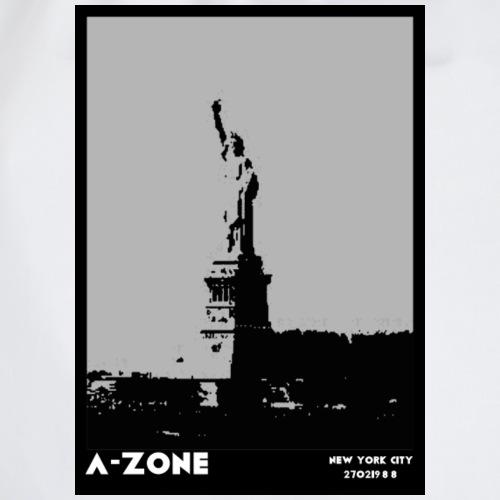 AZONE liberty poster - Drawstring Bag