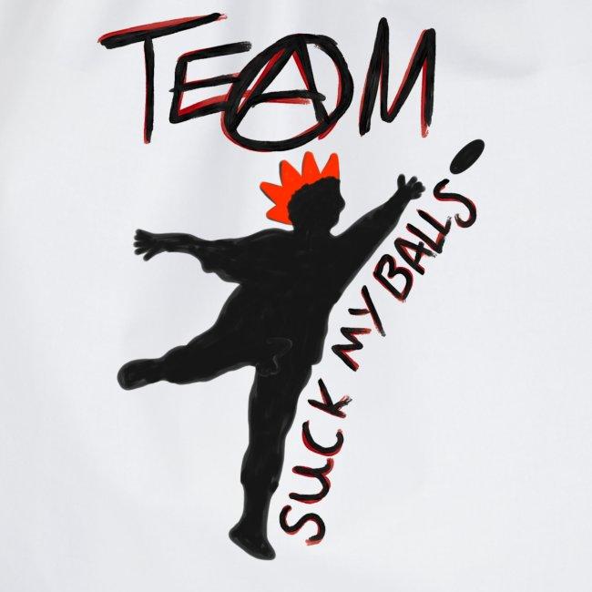Team Suck My Balls