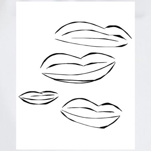 4 Lips - Gymbag
