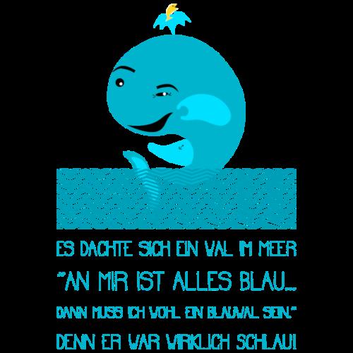 Blauwal - Turnbeutel