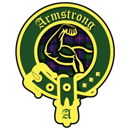 armstrong logo - Turnbeutel