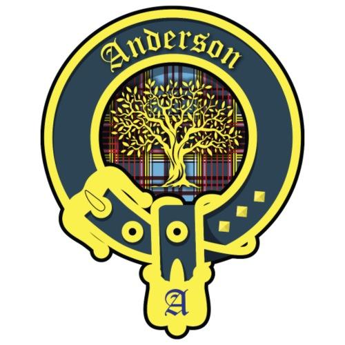 anderson logo - Turnbeutel