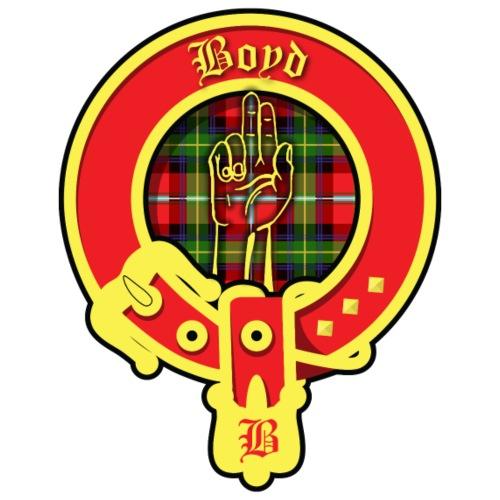 boyd logo - Turnbeutel