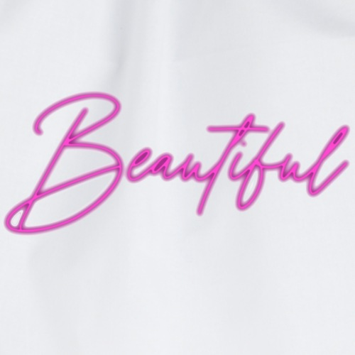 BEAUTIFUL-Just for women's - Turnbeutel