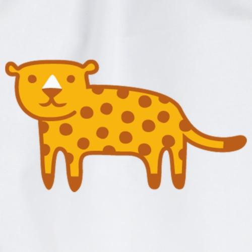 Kinder Comic - Jaguar - Turnbeutel