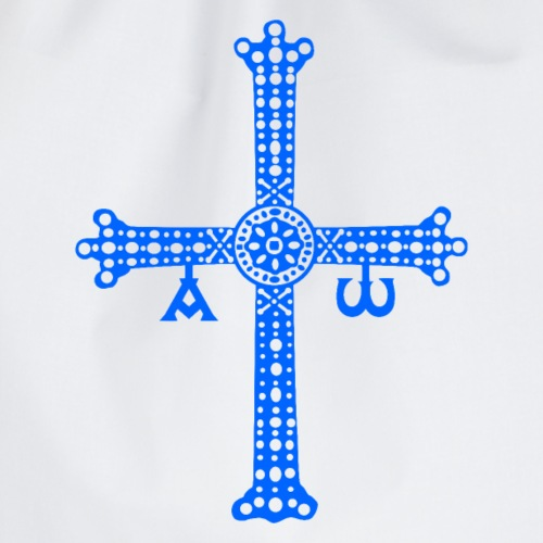 Cruz de Asturias - Mochila saco