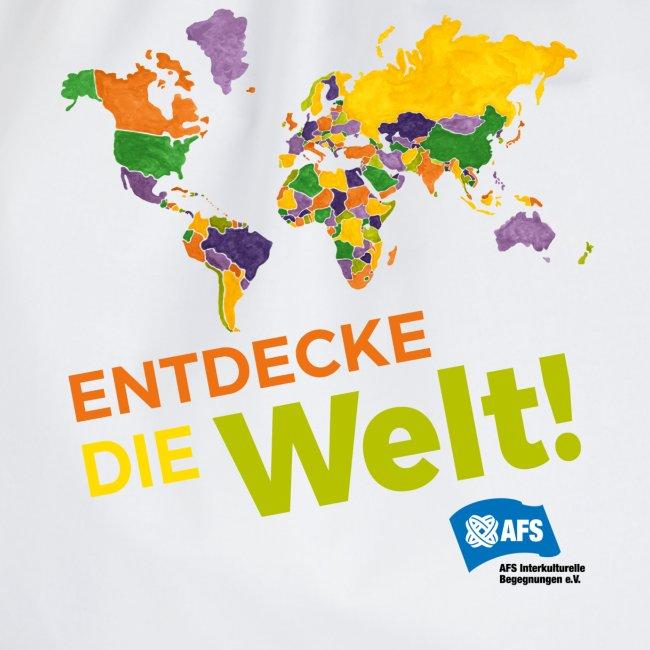Entdecke die Vielfalt der Welt mit AFS