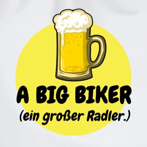 A big biker