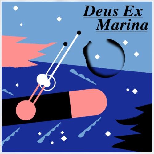 Deus Ex Marina - Turnbeutel