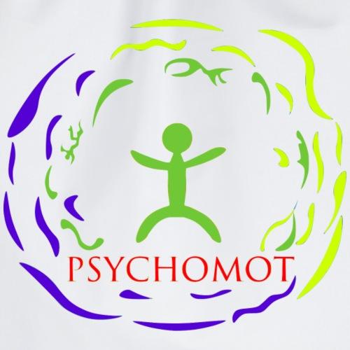 Green Psychomot Deep Blue and Yellow - Sac de sport léger