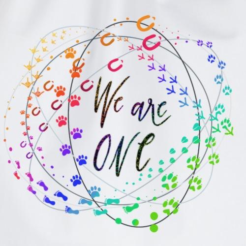 We are ONE - Animental Vibes - Turnbeutel