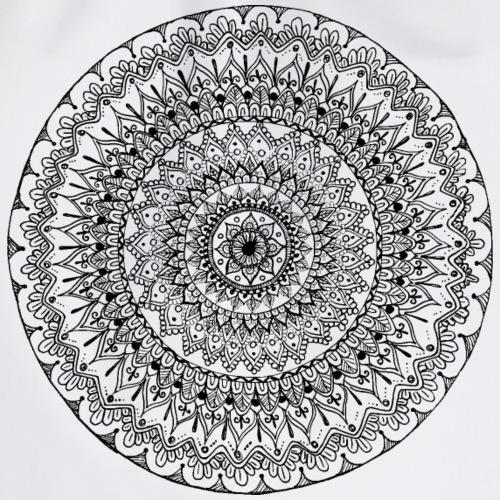 Mandala - Turnbeutel
