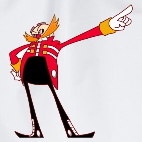 Señor bigotes - Mochila saco