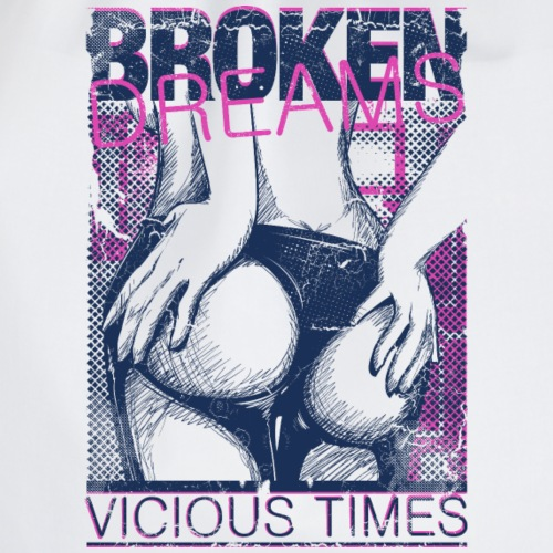 Broken - Sac de sport léger