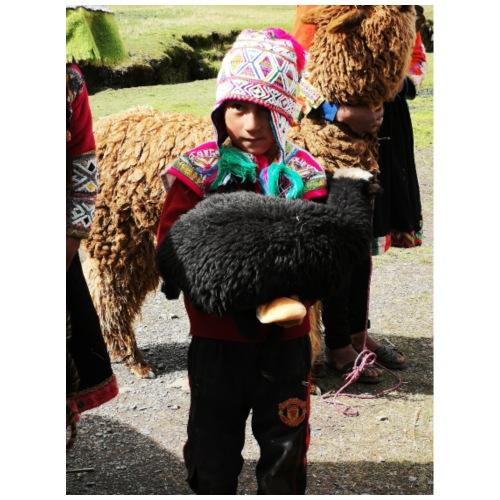 PERU - Mochila saco