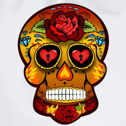 calavera mexicana - Mochila saco