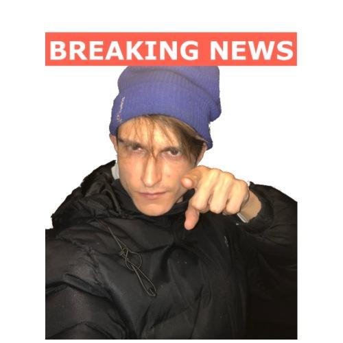 Breaking News - Sportstaske