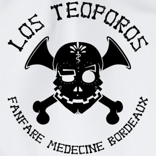 Los Teoporos Noir - Sac de sport léger