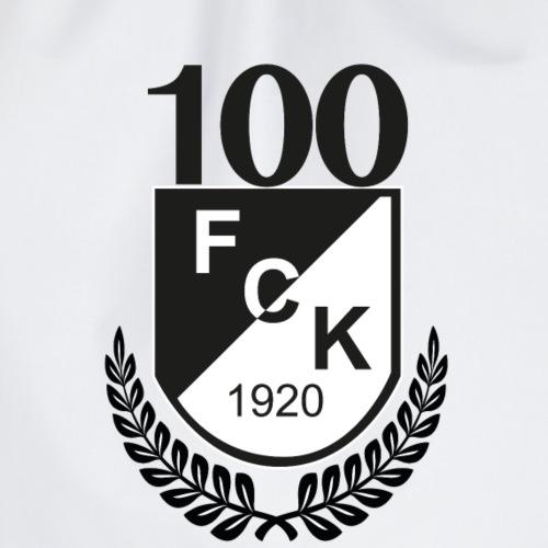 100 Jahre Wappen - Turnbeutel