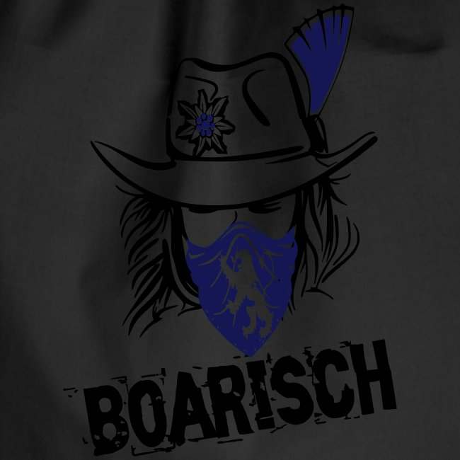 Boarisches Mädl