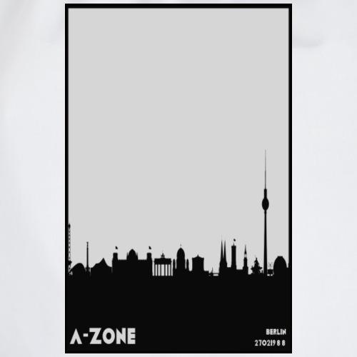 Berlin Skyline - Drawstring Bag