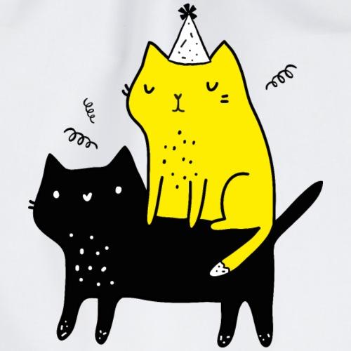 Katzengeburtstag.
