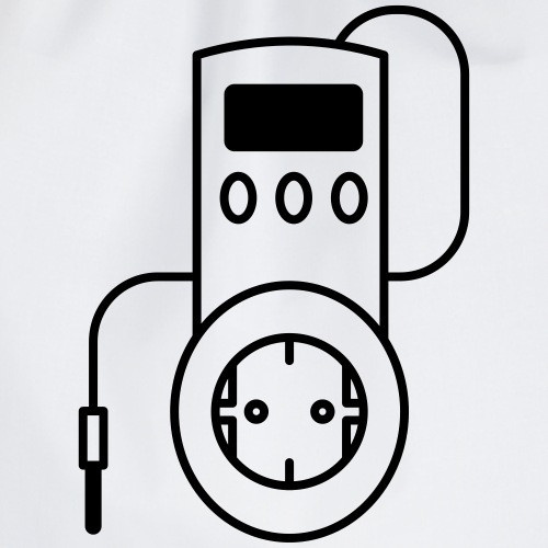 Switch thermostat - Drawstring Bag