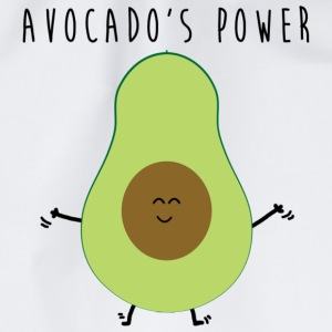 avocados_power - Drawstring Bag