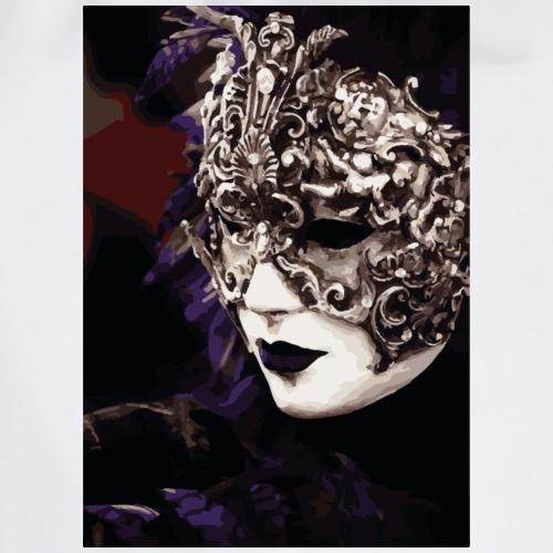 Faschingsmaske - Turnbeutel