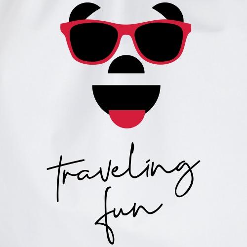 Traveling Fun - Turnbeutel